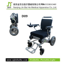Transport Electric Power Wheelchair for Olds