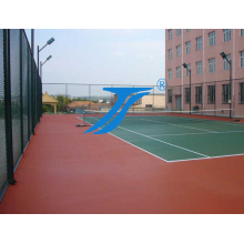 Tennis PVC beschichtet Zaun / Kette Link Zaun