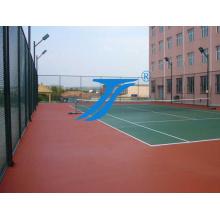 Tennis PVC beschichtet Zaun/Maschendrahtzaun