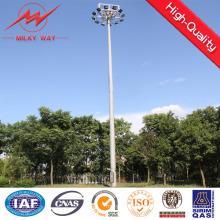 Galvanisé 20m télescopique Stadium Light Fournisseur