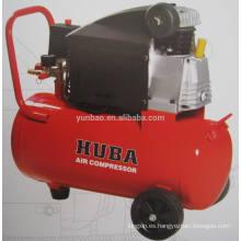 Compresor de aire portátil de pistón de 3 hp para la venta