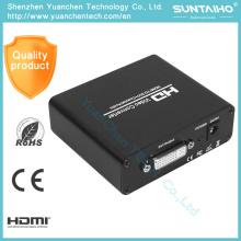 Conversor de 1.3V HDMI para DVI para TV