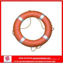 Bouée de sauvetage de haute qualité anneau Cork Hoop