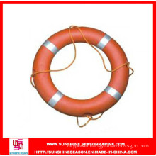Life Buoy Ring Cork Hoop International Standard (R-02)