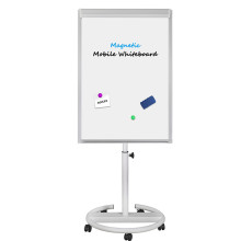 Alta qualidade Office Presentation Mobile Flip Chart Board