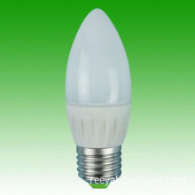 Led candles light lamp 3W