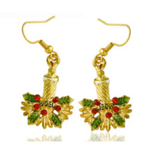 Christmas Jewelry/Christmas Earring/Christmas Bell (XER13375)