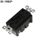 YGB-093NL-WR Electrical wall socket gfci electrical outlet