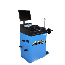Wholesale wheel balance machine CB650 precise measure CE Approved