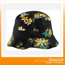 Kundenspezifische gedruckte Design Fisherman Cap