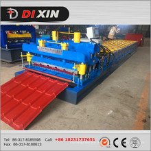 Dx 1100 Metal Roofing Steel Tile Roll Forming Machine