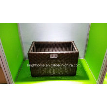 Rectangle Storage Basket. Towel Box