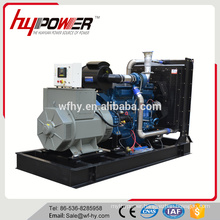 Electric generator 200kva Powered By WD135 Engine