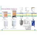 Nursing Furniture Cure Medicine Trolley (XT-FL461)
