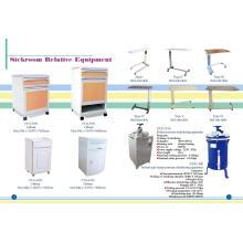 Mobiliario de enfermería Cura Medicine Trolley (XT-FL461)