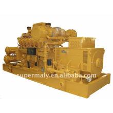 Комплект генератора природного газа 500 KW - высокая производительность, цена по прейскуранту завода-изготовителя, одобренный CE,