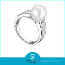 Anillo de la manera de la perla de la alta calidad