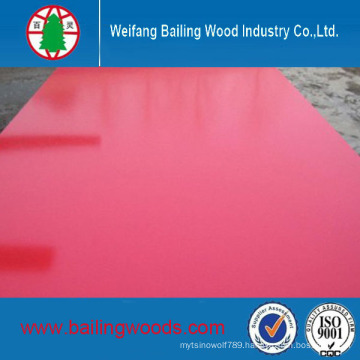 Hot Sell 1220X2440mm Melamine Laminated MDF for Furniture