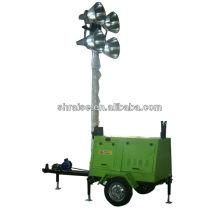 Luz de torre diesel refrigerada a ar RZZMD-42D