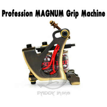 High Quality Paddy Irons Handmade Custom Tattoo Machine Gun