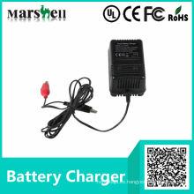 Cargador de batería de goteo certificado CE para batería de plomo ácido