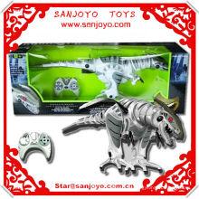 Hot TT320 big ROBOT Walking dinosaurios táctil sensor de juguete para la venta