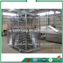 Stainless Steel Food Trolley and Tray