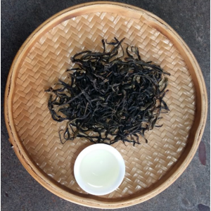 Famous semi-fermented Oolong tea