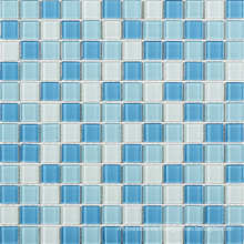 Mosaico De Cristal De Estilo Moderno