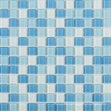 Стеклянная мозаика в современном стиле