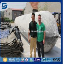 Dunnage Marine airbag en caoutchouc / airbag gonflable / sacs gonflables de levage de bateau de la Chine