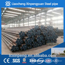 ASTM A53/A106 Gr.B 16 inch Sch40 carbon STEEL pipe stockist and factory price