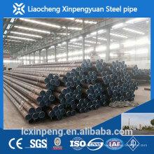 ASTM A53 / A106 Gr.B Acrescentador de tubo de aço carbono de 16 polegadas Sch40 e preço de fábrica