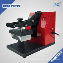 CP2815 10x15cm size Clamshell Manual heat transfer machine for cap