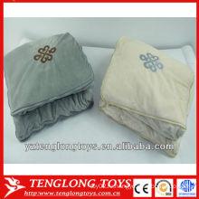 Горячее сбывание дешевое популярное 2 в одеяле 1 подушки для украшения домочадца