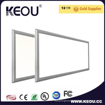 Panneau de lampes de plafond LED 12W / 24W / 48W / 60W / 72W avec Ce / RoHS