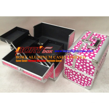 Portable Small Personalized Makeup Hard Case