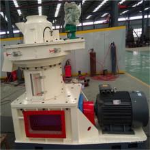 Máquina de pellets de madera con sistema Zlg con sistema de lubricación automática