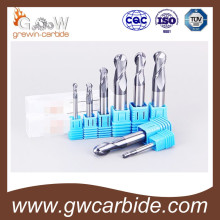 100% Raw Material Tungsten Carbide End Mill in Machine Tools Accessories