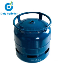 Brand New Empty Gas Cylinder 6kg LPG Products Camping with Cooker Burner Price Kenya Market