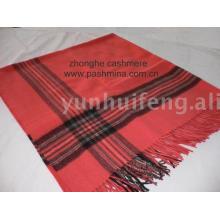 Großhandel schottischen Kaschmir-Poncho