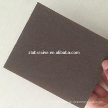 Importierte PVC-Material Schleif WET & DRY Schleifschaum Schwamm Blöcke Doppelseitige Dennibing Pads