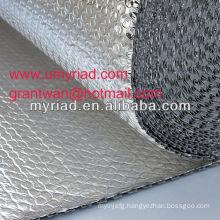 Aluminum foil air bubble