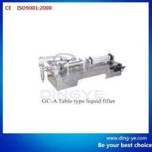 Semi-Auto Liquid Filling Machine (GC-A)