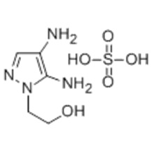 Sulfato de 4,5-diamino-1- (2-hidroxietil) pirazole CAS 155601-30-2