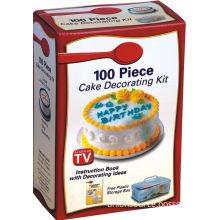 100PCS Cake Decorating Kit/Cake Decoration