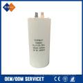 Venta caliente condensador de película de polipropileno metalizado para CA Cbb60 80UF 450vacc