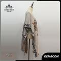 Женщины Мода Пончо Специальное Платье Дизайн Одежды