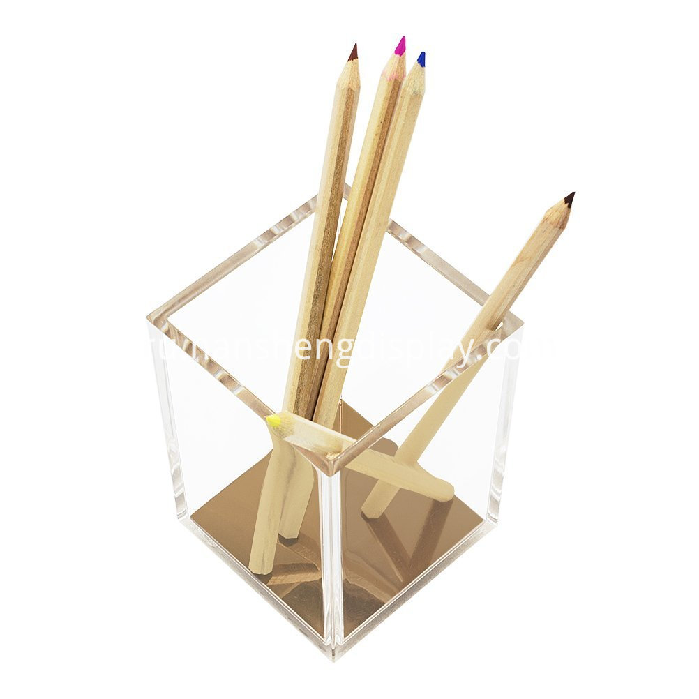 Acrylic Pencil Holder