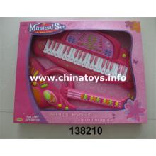 2016 brinquedo do instrumento musical, brinquedo musical plástico (138210)